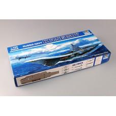 "05713 1/700 Trumpeter корабль авианосец ""Адмирал Кузнецов"""