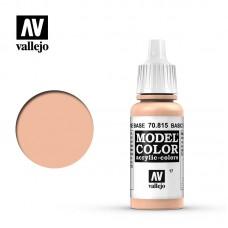 70815 Vallejo Краска акриловая серия Model Color Телесный/Flesh Tone