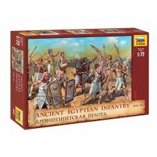 Древнеегипетская пехота