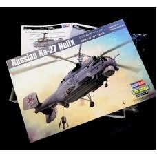 81739 HobbyBoss 1/48 Вертолёт Kа-27 Hellix