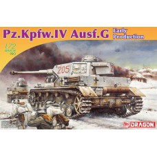 Pz.Kpfw. IV Ausf. G Early Production