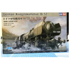 82901 HobbyBoss 1/72 German Kriegslokomotive BR-52