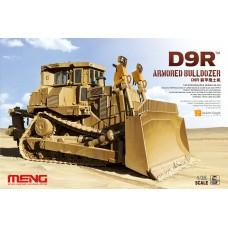 SS-002 D9R Armored Bulldozer Meng