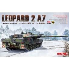 "TS-027 ""ТАНК"" GERMAN MAIN BATTLE TANK LEOPARD 2 A7"