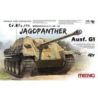 "TS-039 ""ТАНК"" GERMAN TANK DESTROYER SD.KFZ.173 JAGDPANTHER G1"