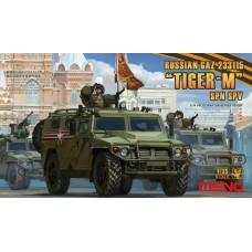 "VS-008 ""АВТОМОБИЛЬ"" RUSSIAN GAZ 233115 ""TIGER-M"" SPN SPV 1/35"