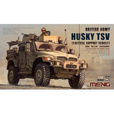 "VS-009 ""АВТОМОБИЛЬ"" BRITISH ARMY HUSKY TSV (TACTICAL SUPPORT VEHICLE) 1/35"