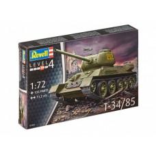 REVELL ТАНК Т-34 (1:72)
