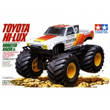 Toyota Monster Racer Jr. с электромоторчиком
