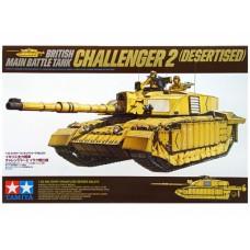 35274 Английский основной танк Challenger II с 2-мя фигурами