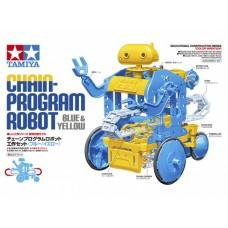 Механический программируемый робот (с двумя электромоторами)