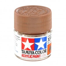 XF-6 COPPER METALLIC, ACRYLIC PAINT MINI 10 ML. (МЕДЬ МЕТАЛЛИК) TAMIYA