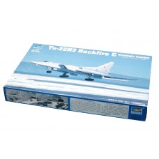 Стратегический бомбардировщик Ту-22М3 Backfire C 01656