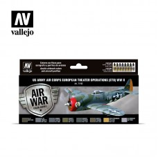 71182 Набор Model Air - US ARMY CORPS EUROPEN THEATER OP.(ETO) WWII