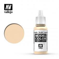 70837 Vallejo Краска акриловая Model Color  Чистый песок