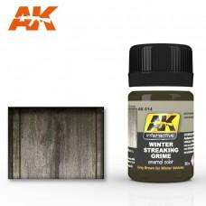 Смеси для нанесения эффектов WINTER STREAKING GRIME (зимняя грязь)