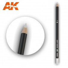 "Акварельный карандаш ""Грязно-белый"" / Watercolor Pencil Dirty White"