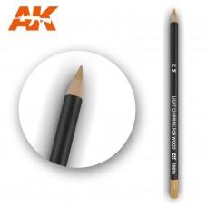 """Акварельный карандаш """"Светлые сколы для дерева"""" / Watercolor Pencil Light Chipping for wood"""