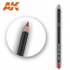 """Акварельный карандаш """"Красная грунтовка"""" / Watercolor Pencil Red Primer"""
