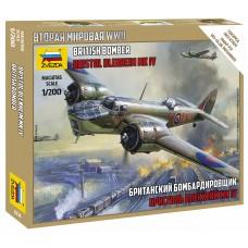Британский бомбардировщик Бристоль Бленхейм MK-IV