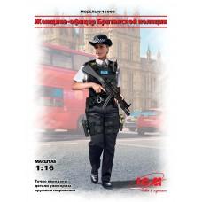 Офицер Британской Полиции