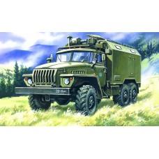 Урал 4320  КП, грузовик