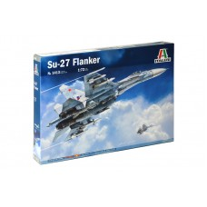 Самолет SU-27 FLANKER