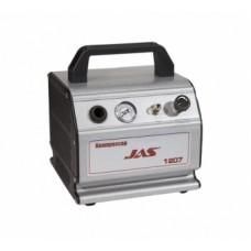 1207 Компрессор с регулятором давления, автоматика, ресивер 0,3 л