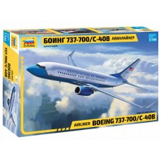 Пассажирский авиалайнер Боинг 737-700 С-40B