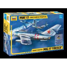 Советский истребитель Миг-17
