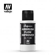 71462 Vallejo Airbrush Flow Improver Жидкость для улучшения текучести краски, 60 мл