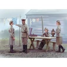 Фигуры, Советские женщины-военнослужащие, 1941-1942г , фигуры