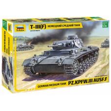 Немецкий средний танк Т-III (F) 3571