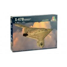 1421 ITALERI Самолет X-47B масштаб 1/72