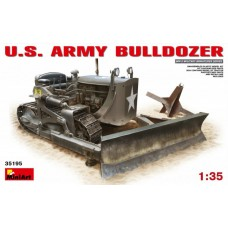 35195 1/35 Американский армейский бульдозер