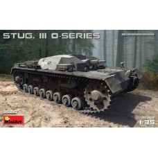 35210 MiniArt 1/35 STUG. III 0-SERIES