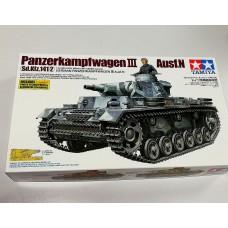 35290 1/35 Tamiya немецкий средний танк Panzerkampfwagen III Ausf N.