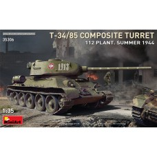 35306 1/35 Советский танк Т-34/85 composite turret