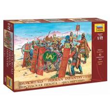 Персидская пехота V - IV вв. до н.э.