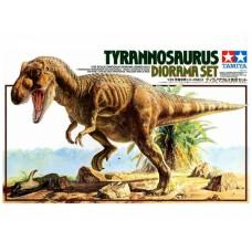 Диорама Tyrannosaurus Diorama Set (1:35)