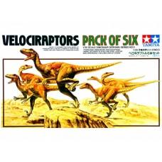 Диорама Velociraptors Diorama Set (1:35)
