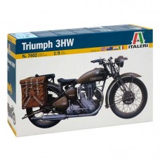 Мотоцикл Triumph 3WH WWII Motorcycle