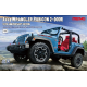 "CS-003 ""АВТОМОБИЛЬ"" JEEP WRANGLER RUBICON 2-DOOR 10TH ANNIVERSARY EDITION 1/24"