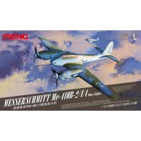 LS-001 Тяжелый истребитель Messerschmitt Me-410B-2 / U4