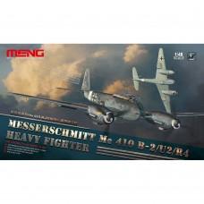 LS-004 MENG сборная модель самолёт Me 410 B-2/U2 или Me 410 B-2/U2/R4 масштаб 1/48