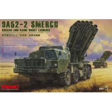 SS-009 Meng 1/35 9A52-2 SMERCH RUSSIAN LONG-RANGE ROCKET LAUNCHER