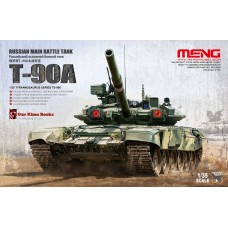 "TS-006 ""ТАНК"" TANK T-90A 1/35"