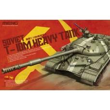 """TS-018 """"ТАНК"""" T-10M HEAVY TANK"""