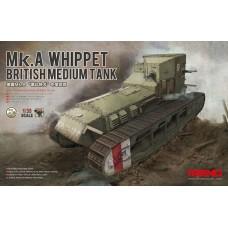 """TS-021 """"ТАНК"""" Mk.A Whippet"""