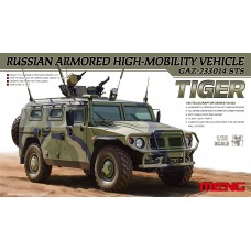 VS-003 Meng 1/35 Russian Armored Tiger-233014 STS